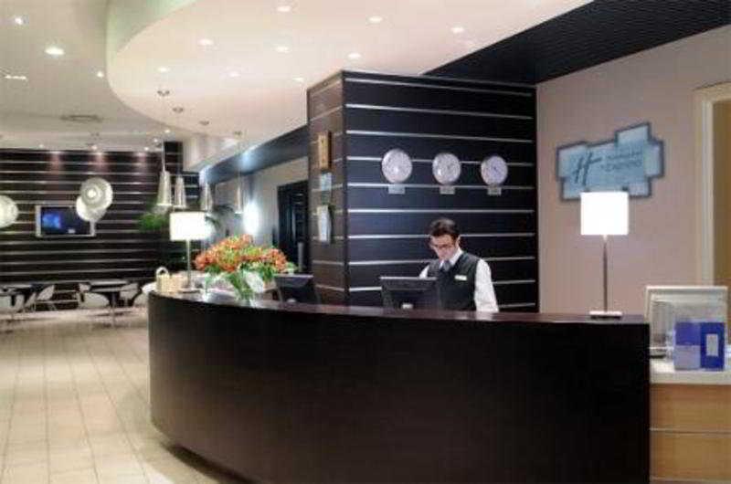 Front desk IH Hotels Milano Gioia