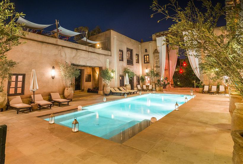 Amazing Caravanserai Hotel Marrakech 3