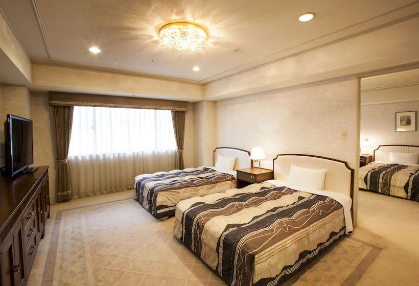 Room Hotel Ariston Kobe