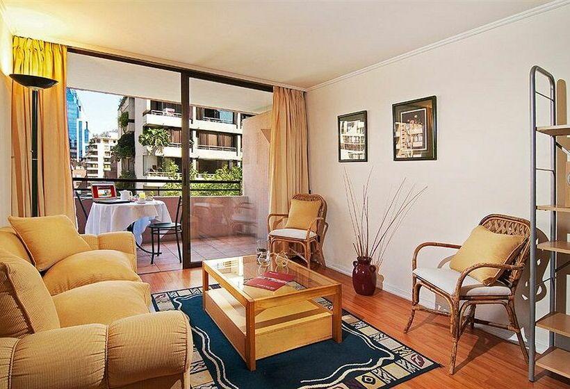 Aparthotel Aconcagua Santiago
