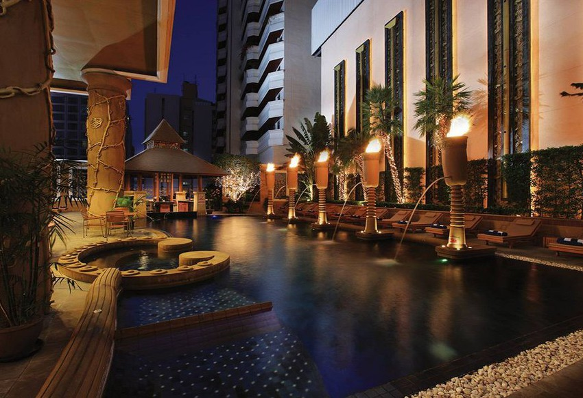 Grand sukhumvit hotel bangkok en bangkok destinia - Hotel bangkok piscina ...