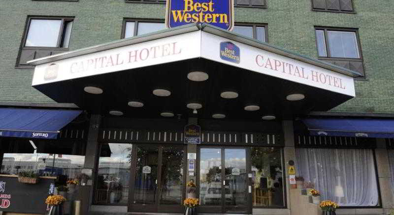 Hotel Best Western Capital Arsta