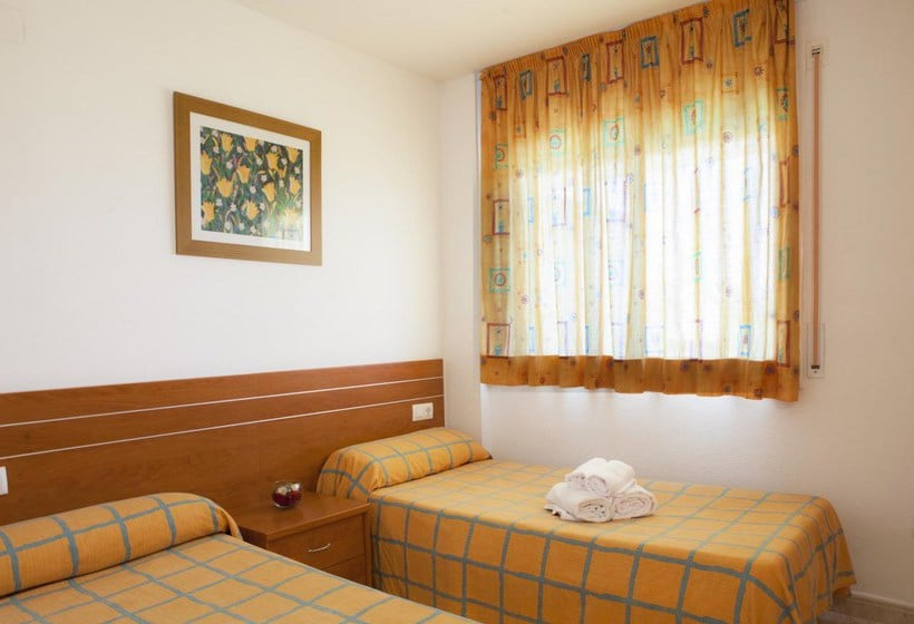 Room Apartamentos Ibersol Siesta Dorada Salou