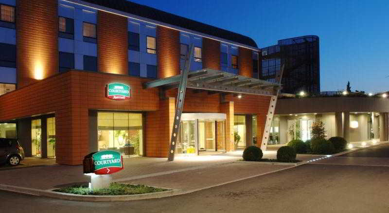 Hotel Courtyard by Marriott Venice Airport Tessera