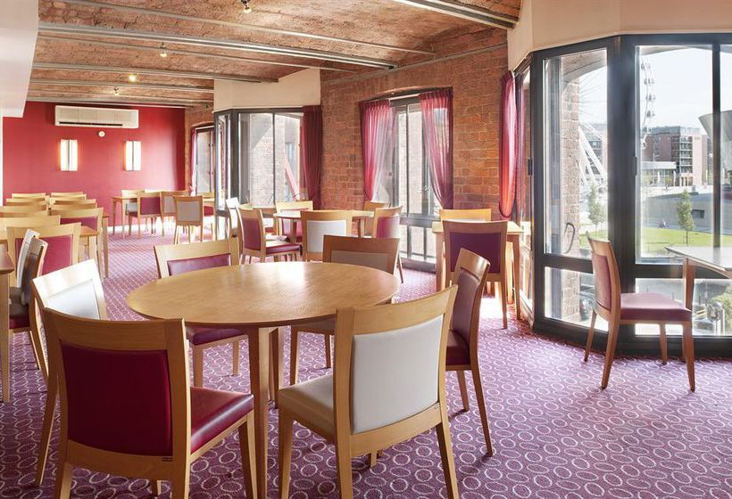 Hotel Holiday Inn Express Liverpool-Albert Dock