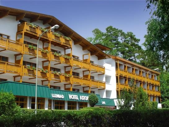 Alpine Well & Fit Hotel Eagles Astoria Igls