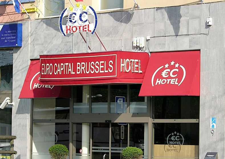 Hotel Euro Capital Brussels