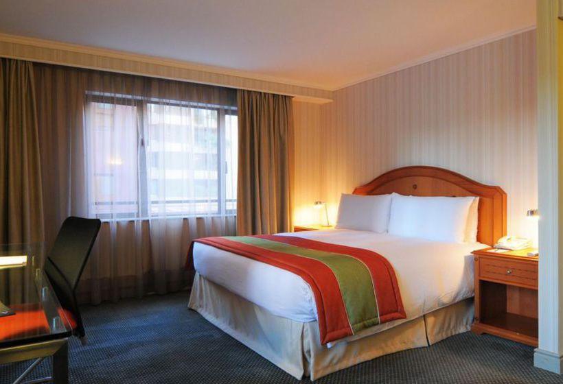 Room Hotel Intercontinental Santiago Las Condes