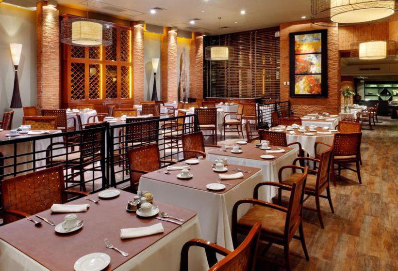 Restaurant Hotel Intercontinental Santiago Las Condes