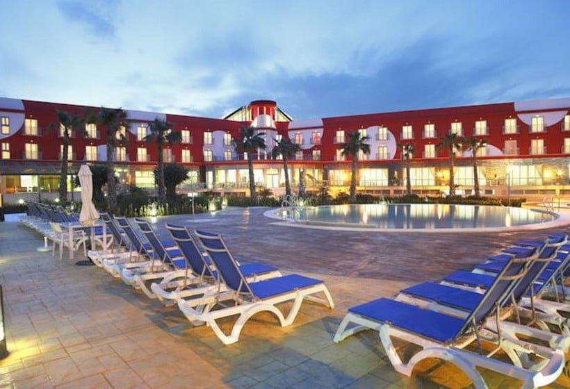 hotel airbeach spa mar menor en torre pacheco destinia