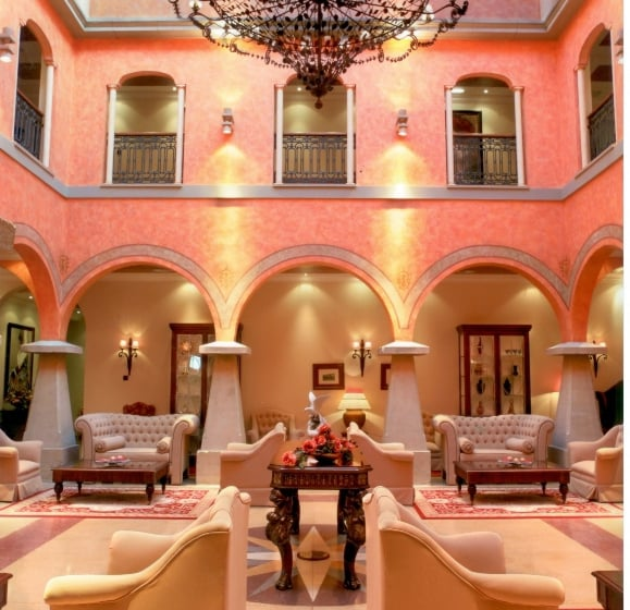 Hotel Palacio de la Magdalena Soto del Barco