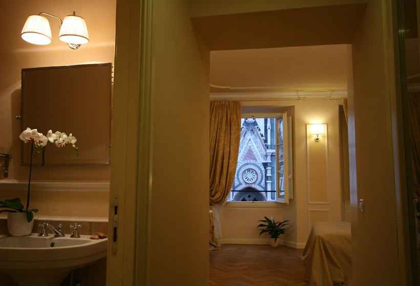 Bathroom Granduomo Charming Accomodations Florence