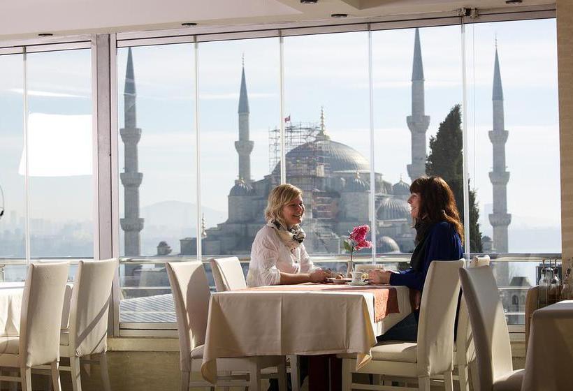 Restaurant Hotel Lady Diana Istanbul