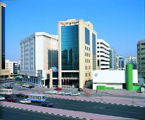 Hotel Regal Plaza Dubai