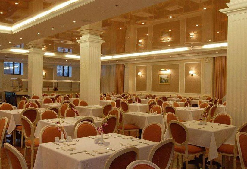 Borodino Hotel Moscow
