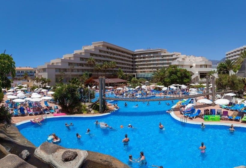 Hotel best tenerife en playa de las am ricas destinia for Alberca las americas