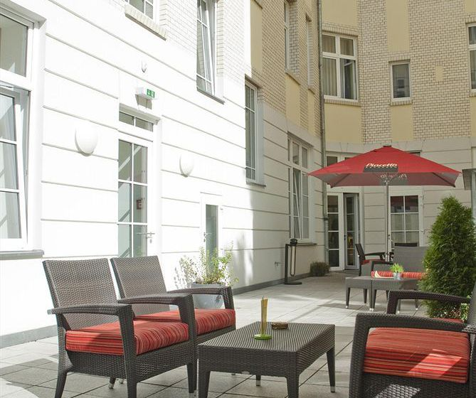 winter hotel berlin: