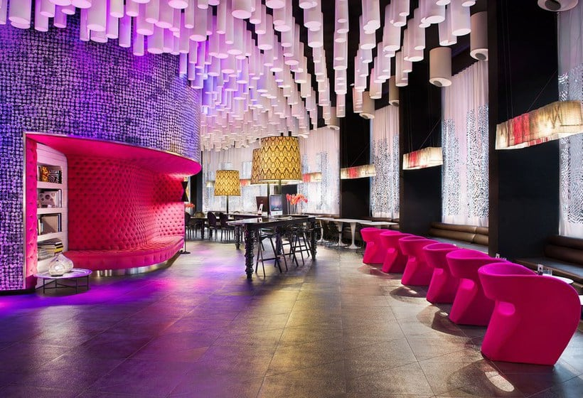 Cafeteria Hotel Barceló Raval Barcelona