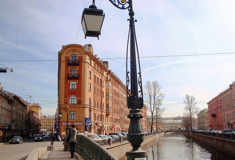 Hotel Comfitel Demidov Bridge Saint Petersburg
