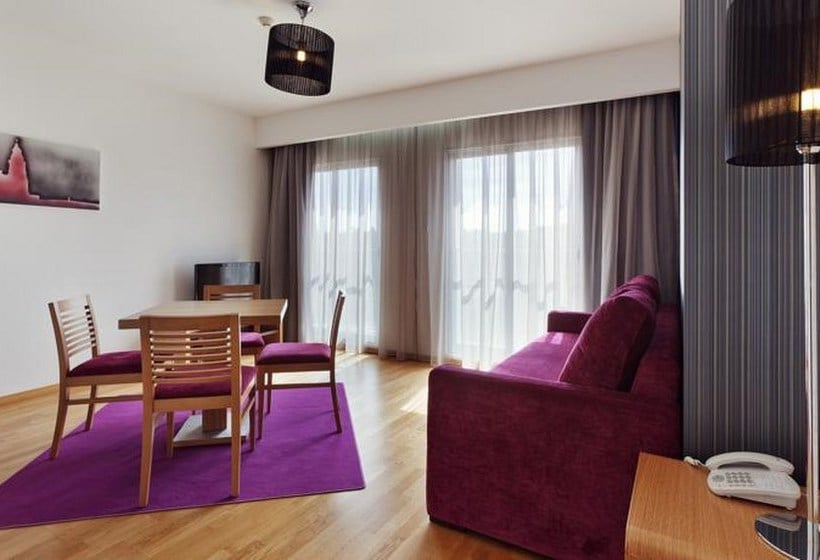Room Lux Fatima Park Hotel Suites & Residence