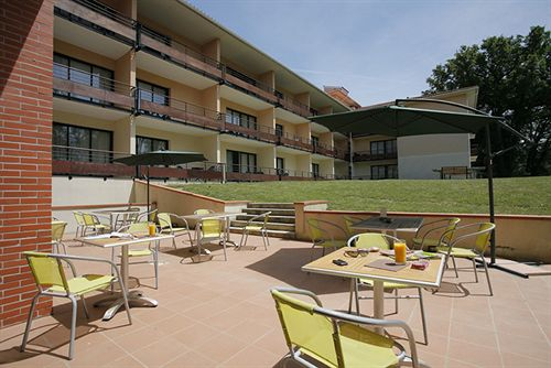 Appart Hotel Du Parc Rouffiac