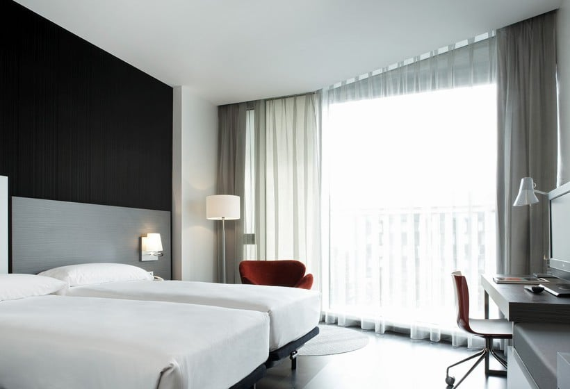 Room Hotel Ilunion Atrium Madrid
