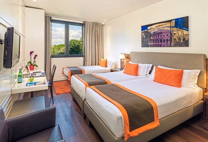 Room Hotel H10 Roma Citta Rome