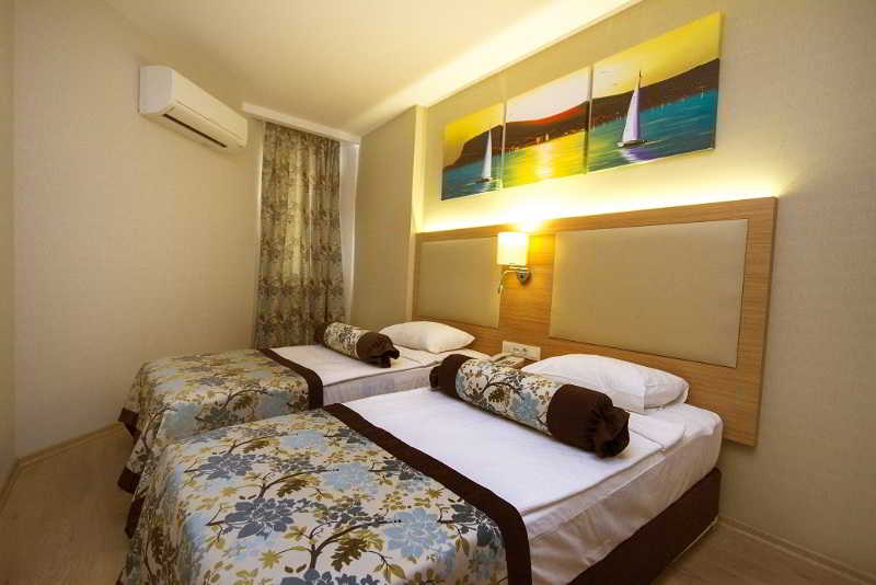Hotel Blue Wave Suite Alanya