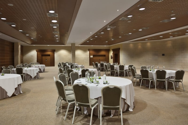 Meeting rooms Hotel Meliá Villaitana Benidorm