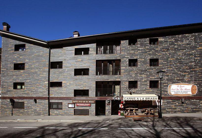 Apartamentos Prat de les Mines Llorts