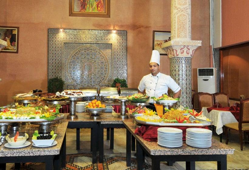 Restaurant Hotel Menzeh Fez