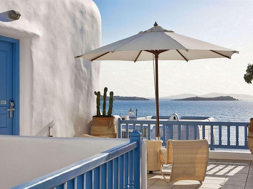 Terrace Harmony Boutique Hotel Mykonos