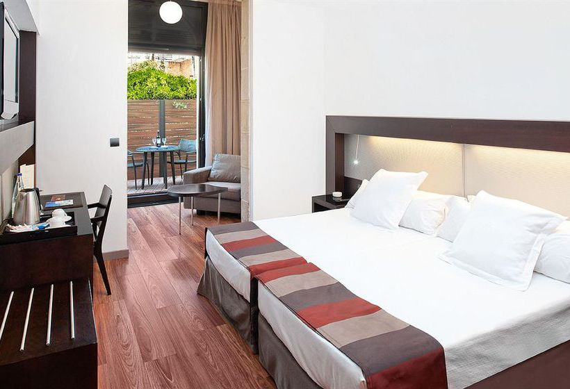 Room Hotel Catalonia Port Barcelona