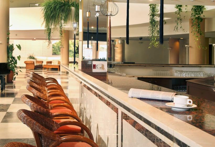 Cafeteria Sol La Palma Apartamentos Puerto Naos