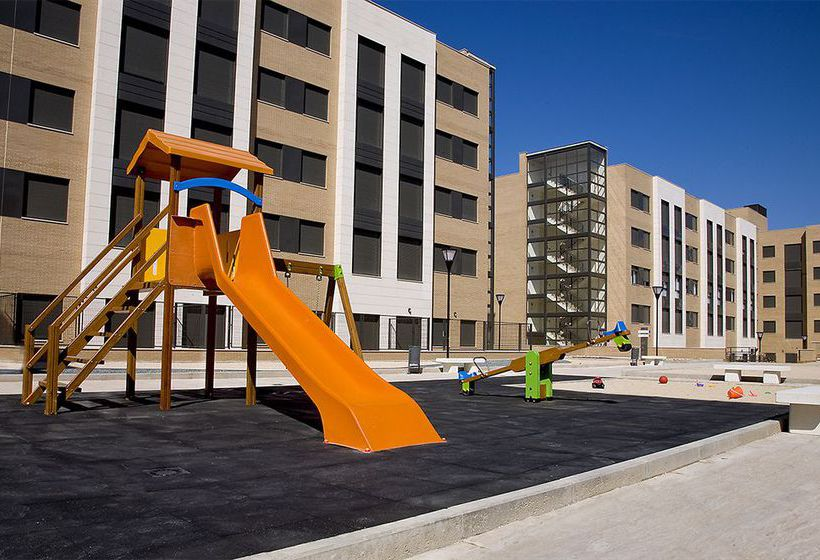 Children's facilities Aparthotel Compostela Suites Madrid