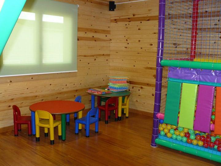 Children's facilities Spa Natura Resort Penyiscola