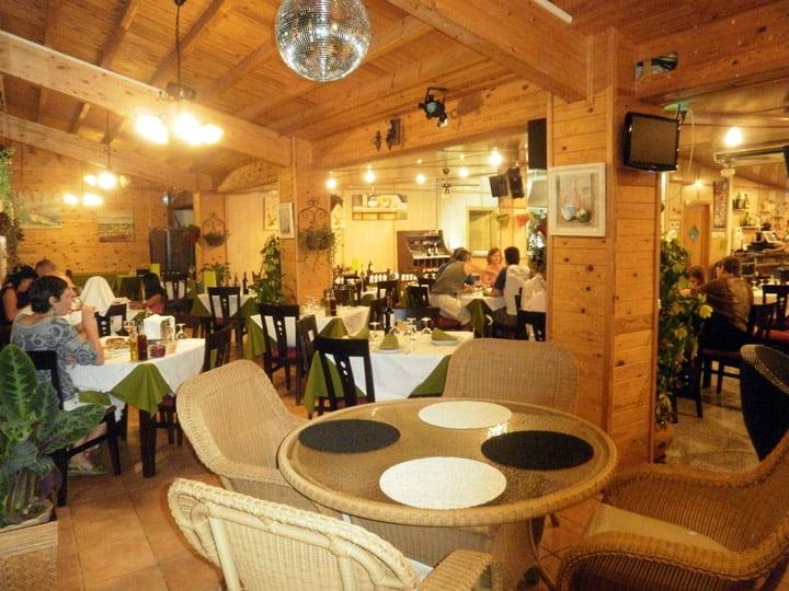 Restaurant Spa Natura Resort Penyiscola