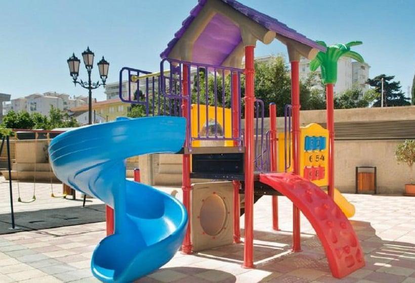 Children's facilities Apartamentos Nuriasol Fuengirola