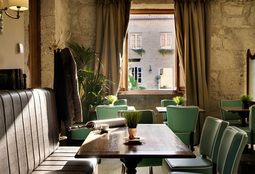 Restaurant Hotel A Quinta Da Auga Santiago de Compostela