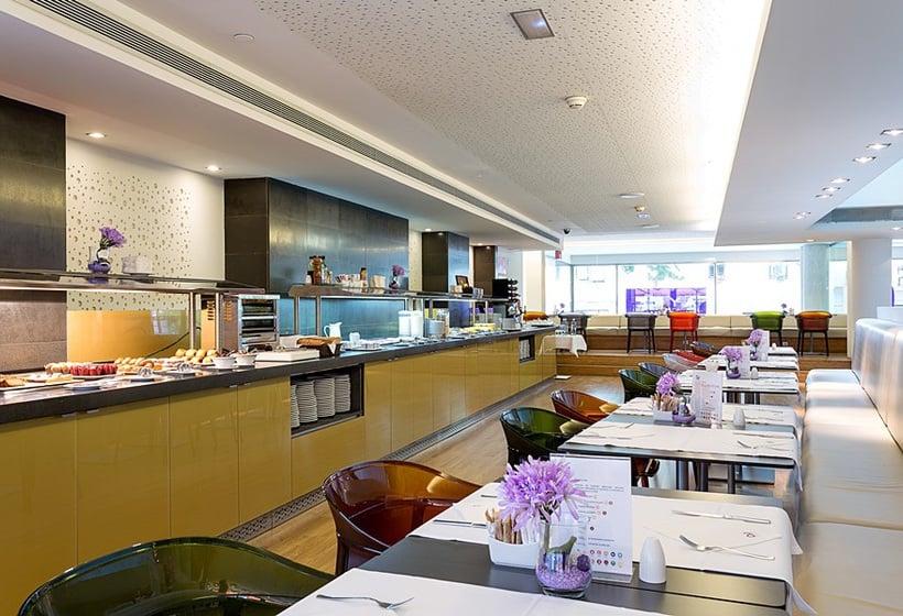Restaurant Hotel Ayre Rosellón Barcelona