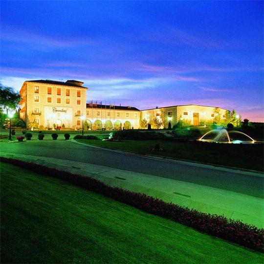 Hotel Torremilanos Aranda de Duero