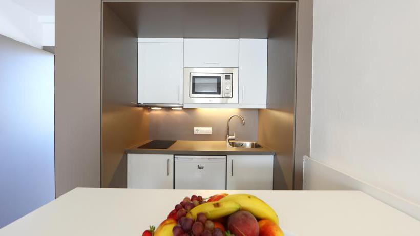 Cuisine Apartamentos Jade S'Arenal