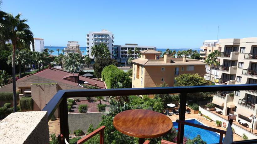 Terrace Apartamentos Jade S'Arenal