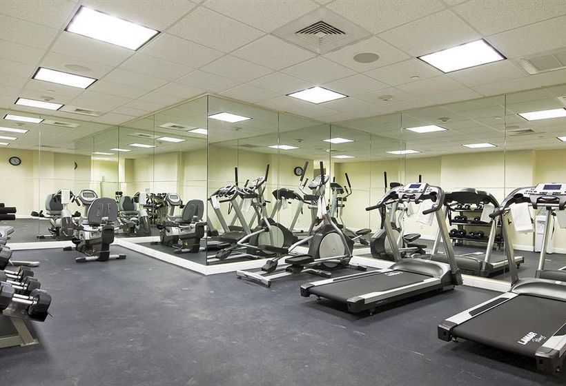 Sports facilities Hotel Barceló Managua