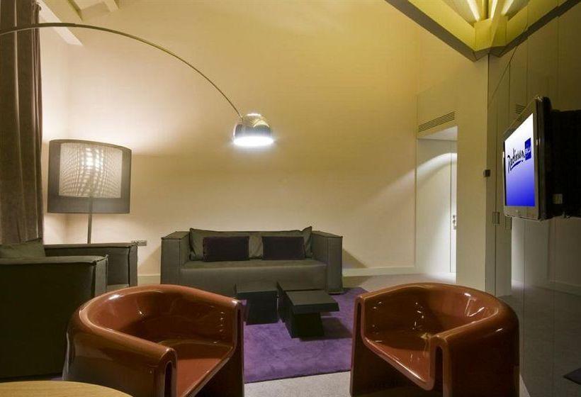 Radisson Blu Hotel Madrid Prado