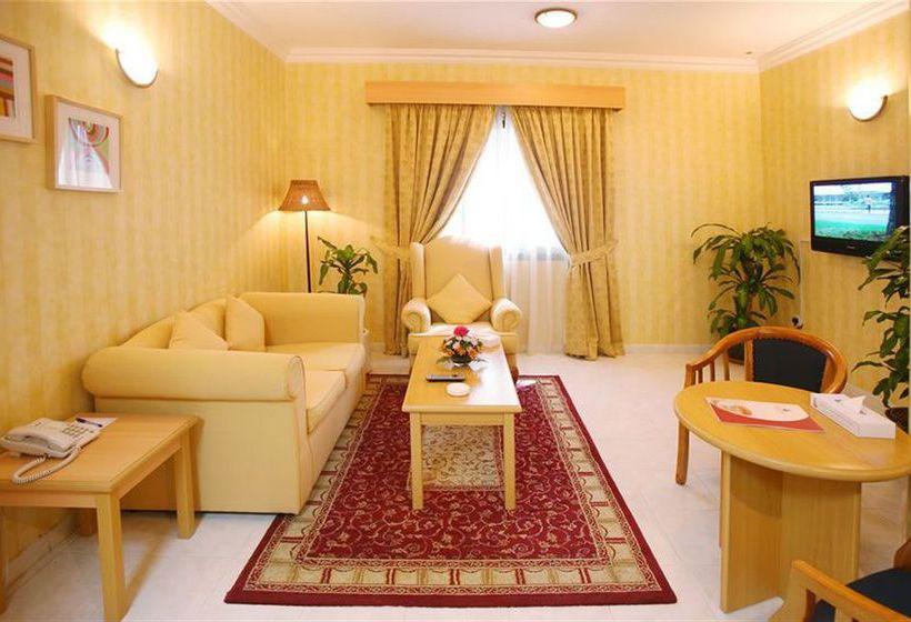 London Creek Hotel Apartments Dubai