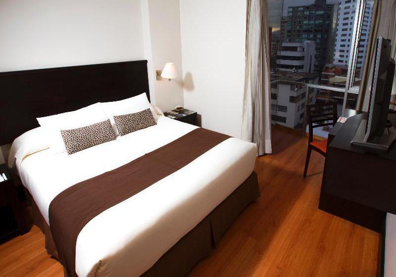 Hotel Lugano Suites Quito