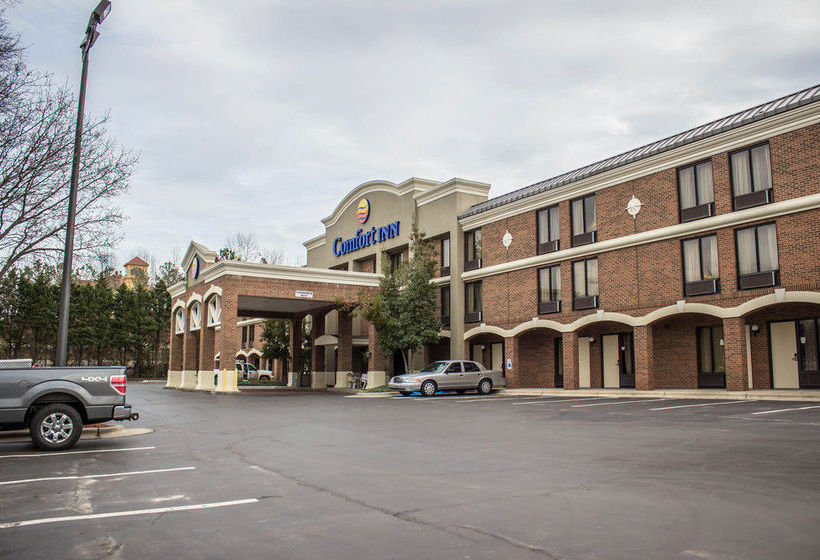 Hotel The Comfort Inn Research Triangle Park Durham
