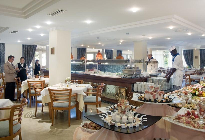 Restaurant Aparthotel Hipotels Mercedes Cala Millor
