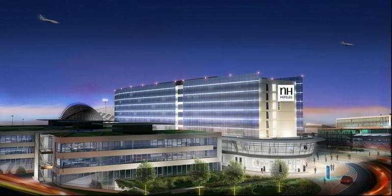 Hotel NH Lyon Aéroport